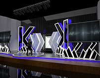 Kiss Stage Design