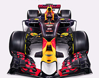 Red Bull Racing 2017 Concept