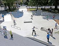 2018 - Skatepark - Gaillac (81)