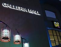 Galleria Mall AlJubail Branding Project
