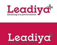 Leadiya | Logo & Brand