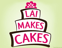 Lai Makes Cakes logo