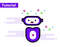 Tutorial : Sona - Robot Illustration