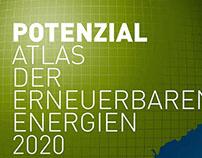 Potenzialatlas Erneuerbare Energien 2020
