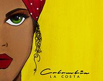 LA COSTA, COLOMBIA