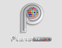 Planet TV Channel Branding | Turkey