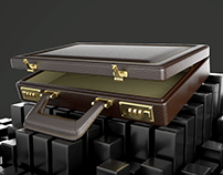 """Briefcase from """"Pulp Fiction"""""""
