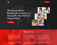 The Young BookWorms Website.