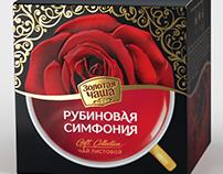 """Tea """"Zolotaya Chasha"""""""