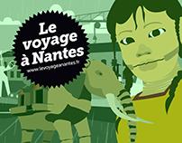 Motion pour le voyage à Nantes