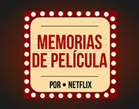 Memorias de Película - Netflix