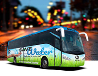 Metro Local Bus Vehicle Wrap Concept