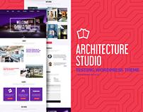 Architecture Studio - Wordpress Theme