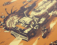 GASOLINE for Bottleneck Gallery