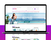 Avon South Africa Website
