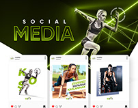 Nosfit / Social Media