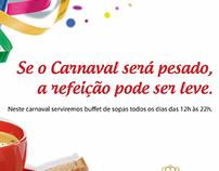 Criação Peças de Carnaval