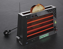 Cyber Toaster