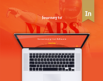 Journey to Mars - Booking Web Platform