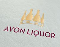 Avon Liquor • Logo