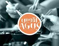 Agus | LOGO & MENU Design