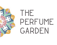 The Perfume Garden (Logo Project 2017)