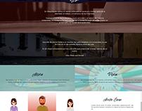 Landing Page - Wasa Studios