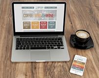 Genoa Espresso + Wine | Student Rebrand Project
