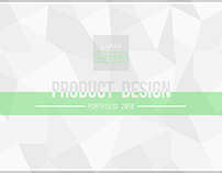 Liam Green Product Design Portfolio 2018