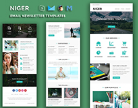 NIGER - Responsive Email Template