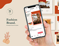 Fashion - Social Media Template