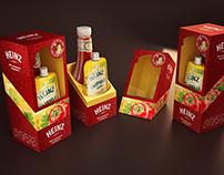 Heinz Promo Packs