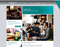 Springhill Suites Marriott - Web Design