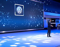 VW Detroid 2016 - Press Conference