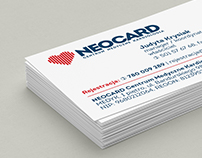 Visual Key for Neocard  Medical Center