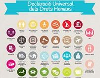 Infografia interactiva Declaració Univ. Drets Humans