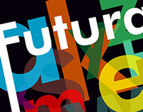 Futura Typography Posters