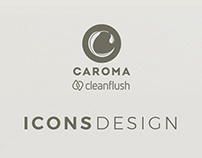 Caroma. Icons Design
