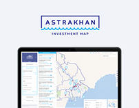 Astrakhan investment map