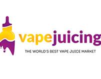 Vape Juicing Logo and Branding