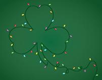 Celtics Holiday Lights