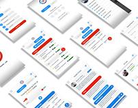 Health App UX/UI