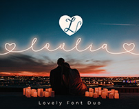 Lovlia Font Duo