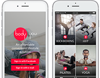 Body You mobile app