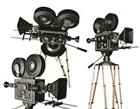 VintageMovieCamera