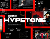Hypetone Presentation Template