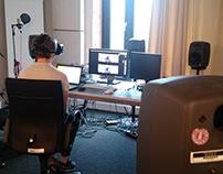 Mono and Surround Sound Analysis in Virtual Reality