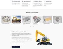 Доставка гидравлики и оборудования | hydraulics