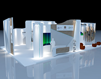 MOE, GESS & GEF Exhibition Stand