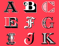 Alphabet #1